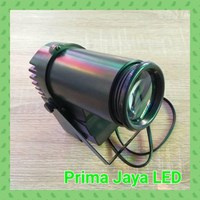 Lampu LED PIN Spot 10 Watt RGBW 4 In 1