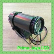 Lampu LED PIN Spot 10 Watt RGBW 4 In 1