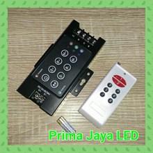 Aksesoris Lampu Controler Remote LED RGB DC12 Volt