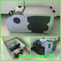 Aksesoris Lampu Dry ICE Smoke Machine Low FOG