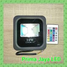 Lampu LED 10W RGB Remote