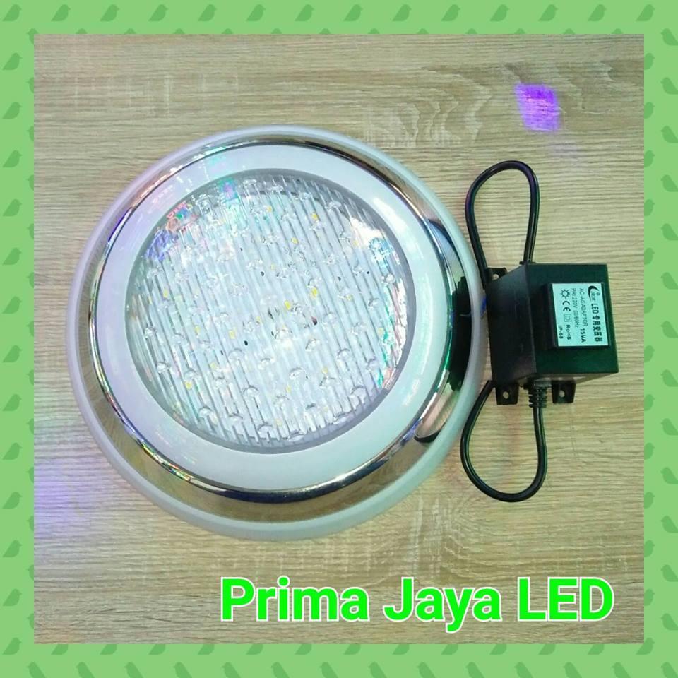 Jual Lampu LED Kolam Under Water 18 Watt Harga Murah
