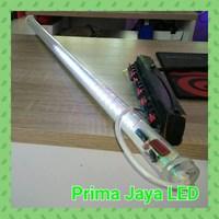 Lampu LED Meteor 80cm Putih 1
