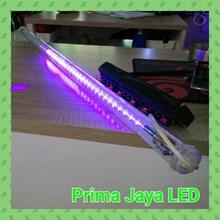Lampu LED Lampu Meteor Violet