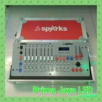 Aksesoris Lampu DMX 512 Mixer 240 Disco Hardcase