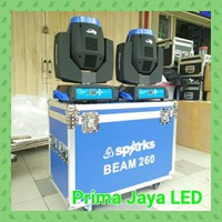 Jual Lampu Sorot New Moving Head Beam 260
