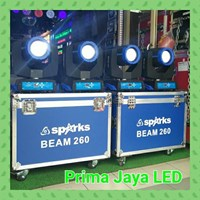 Jual Lampu Sorot Paket Lighting Beam 260 Minimalis