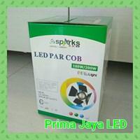 Lampu LED PAR Freshnel LED COB 200 Watt Bandors