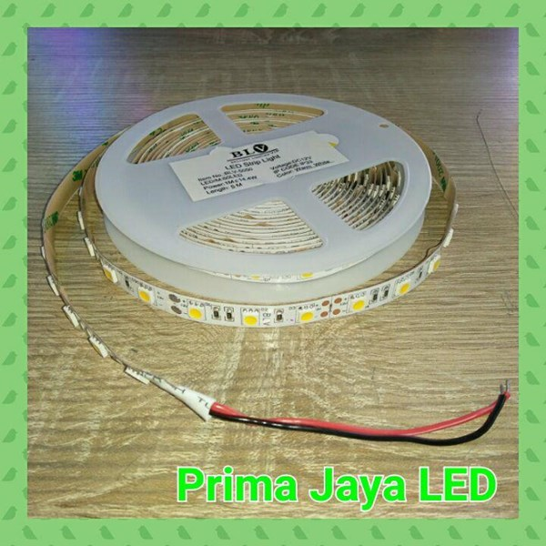 Lampu LED Strip Warm White Indoor
