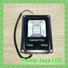 Lampu LED Tembak Murah 10 Watt Hamatsu