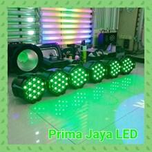Lampu LED Paket Lighting Par 54 Medium RGBW