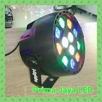 Lampu PAR 12 LED RGBW