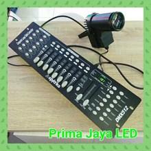 Lampu LED Pin Spot LED 10 Watt Set DMX