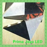 Lampu LED Interior 5 Watt Segitiga