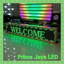 Lampu LED SMD Display 101 X 21 Hijau