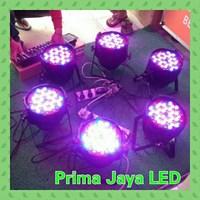 Lampu LED PAR Paket 54 x 3 Watt Lighting