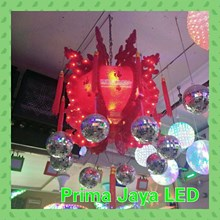 Lampu LED Lentera Disco Ball