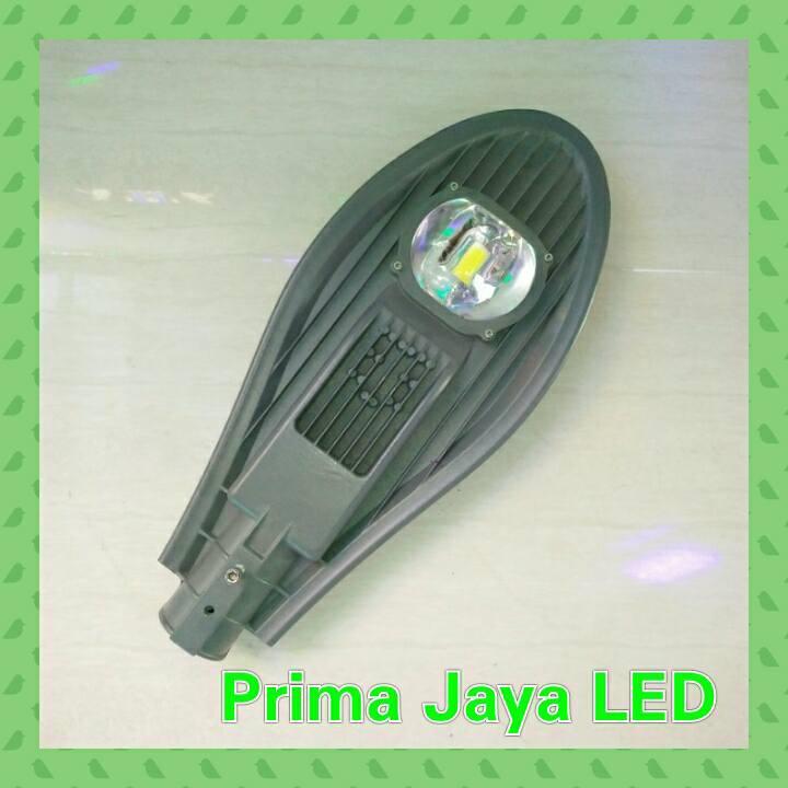 Jual Lampu Jalan PJU LED 50 Watt Cobra Harga Murah Jakarta