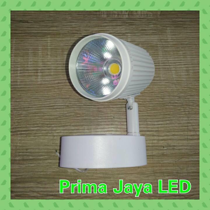 Jual Lampu LED Track Spot 7 Watt Harga Murah Jakarta Oleh