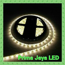 Lampu LED Flexible Strip 5050 Warm White