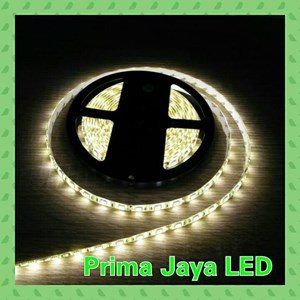 Lampu LED Flexible Strip 5050 Warm White