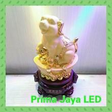 Lampu Hias Mewah Shio Anjing