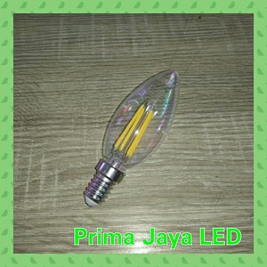 Lampu LED Fillament Candle E14 5W