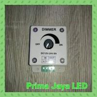 Aksesoris Lampu Dimmer LED 12-24 Volt 8 Amper