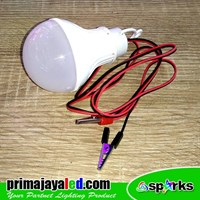 Lampu LED Aki 5 Watt