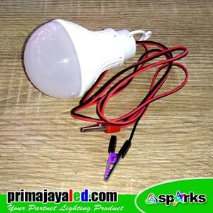 Lampu LED Aki 5 Watt