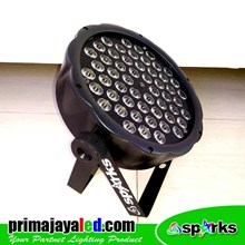 Lampu Par LED 54 X 1 Watt Slim