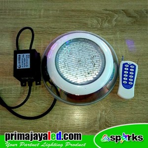 Lampu LED Kolam RGB 12 Watt AC2220V