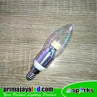 Lampu LED Candle SMD E14 1