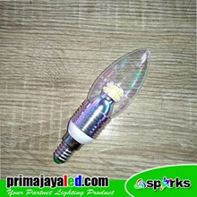 Lampu LED Candle SMD E14