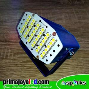 Lampu LED Flasher 36 SMD