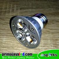 Lampu LED E27 3 Watt Spotlight 1