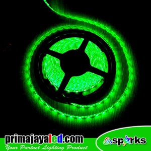 Lampu LED Strip 5050 Hijau