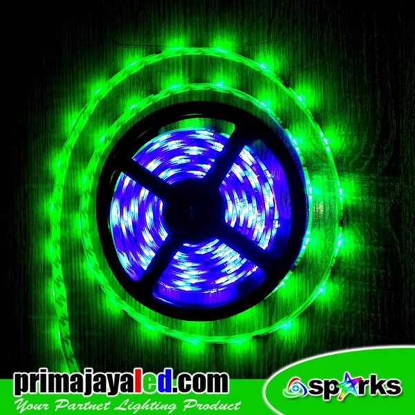 Lampu LED Strip RGB Auto