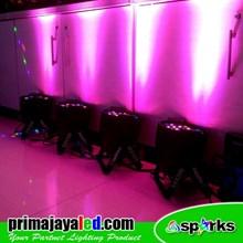 Lampu LED PAR Paket Par LED 4 Set