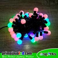 Lampu LED Anggur LED Natal RGB
