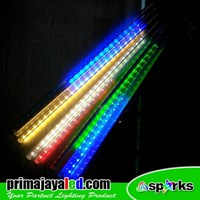 Lampu LED Meteor RGB Set