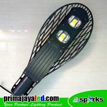 Lampu Jalan PJU LED 100 Watt Daun
