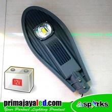 Lampu Jalan PJU LED Cobra 50 Watt 12 Volt