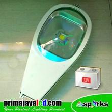 Lampu Jalan PJU LED 12V 50 Watt