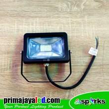 Lampu LED Tembak Tipis 10 Watt