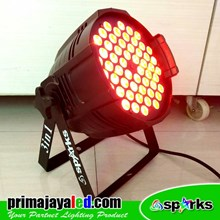 Lampu Par LED 54 3in1 RGB