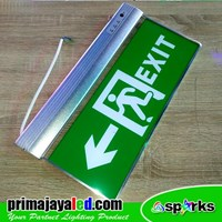 Lampu LED Sign Emergency Exit
