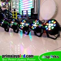 Lampu PAR Paket 5 LED Mini Par 12