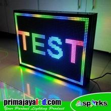 Lampu LED Display 69 X 57 Dua Sisi