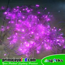 Lampu LED Natal Tumbler Pink
